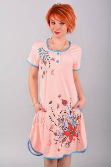Домашнее платье В0052