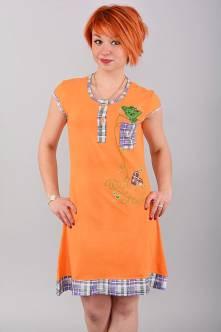 Домашнее платье В0076