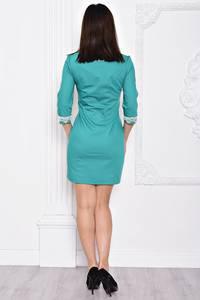 Платье короткое элегантное облегающее С9694