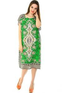 Платье короткое трикотажное нарядное Н7164