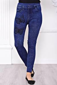 Лосины джинсовые С8443