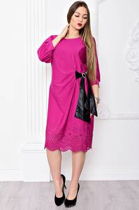 Платье короткое классическое С9105