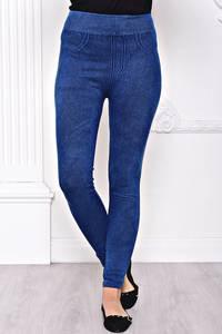 Лосины джинсовые С8448