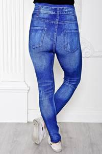 Лосины джинсовые Т0376