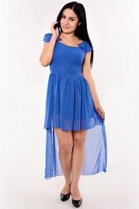 Платье короткое элегантное нарядное К1607