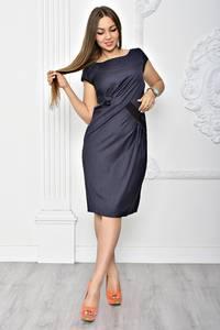 Платье короткое элегантное облегающее Т2359