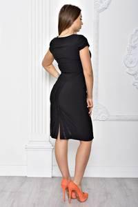 Платье короткое элегантное облегающее Т2360