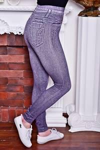 Лосины джинсовые Р8352