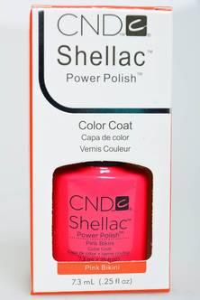 CND Shellac Pink Bikini Н2746