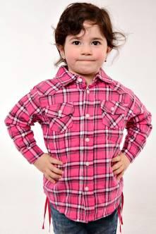 Рубашка 13011(малин.)