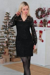 Платье короткое вечернее облегающее С7644