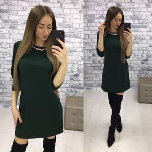 Платье короткое вечернее облегающее Р2577