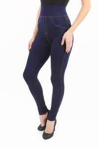 Лосины джинсовые С0683
