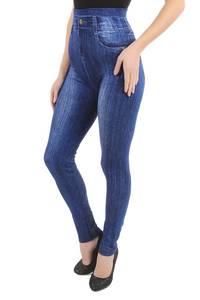 Лосины джинсовые С0690