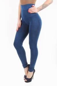 Лосины джинсовые С0694